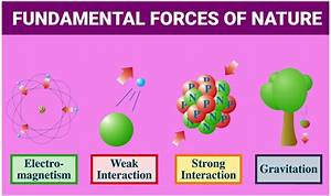 Fundamental Forces In Nature