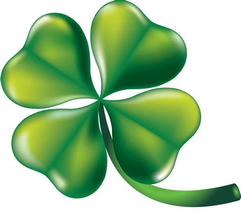 st pattys day four leaf clover quotes quotesgram