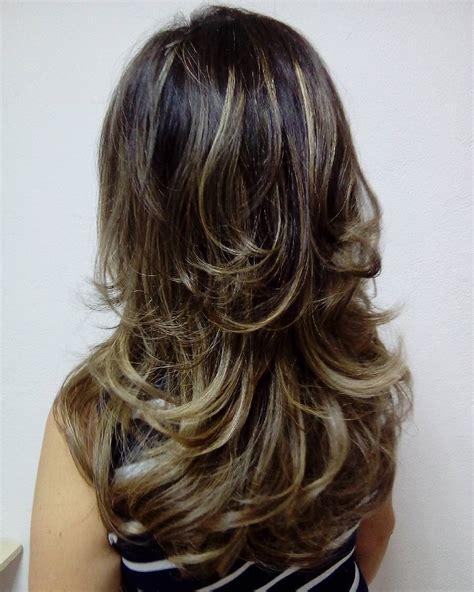 smart layered haircuts  long hair spring