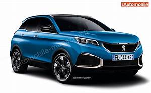 Caractéristiques Peugeot 3008 : peugeot 3008 suv 2017 ~ Maxctalentgroup.com Avis de Voitures