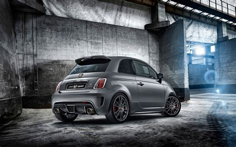 Fiat Car : 2014 Fiat Abarth 695 Biposto 2 Wallpaper