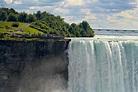 Horseshoe Falls Observation Deck Niagara Falls American ...