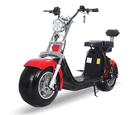 China Customized Electric Scooters Citycoco Electrical