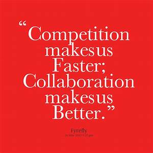 How to annihilate the spirit of competition and create a ...