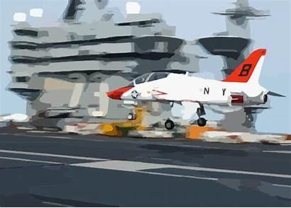 Tail Landing Goshawk Approach Final 45a Arrested