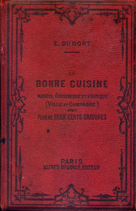 bonne cuisine la bonne cuisine la recette du dredi