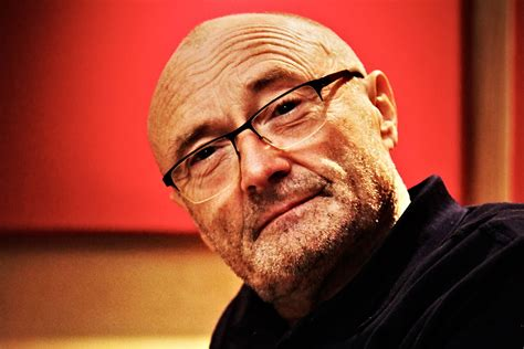 Interview Phil Collins On Both Sides, Face Value