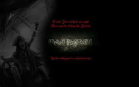 Iron Maiden Desktop Wallpaper Iron Maiden Wallpapers Pictures Images
