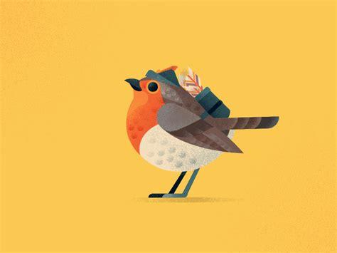 Bird Hood By Wanda Arca