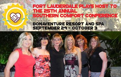 southern comfort conference fort lauderdale plays host to the 25th annual southern