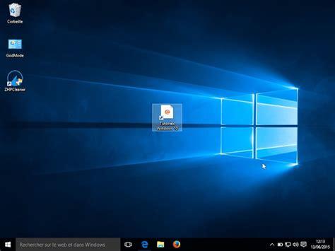 comment cr馥r un raccourci sur le bureau créer un raccourci vers une page directement sur le bureau de windows 10