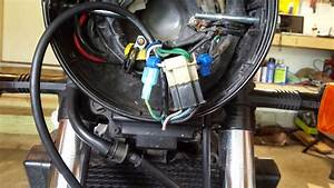 Motorcycle Headlight Wiring