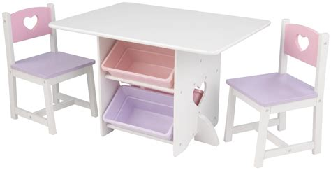 table avec chaises table chaise fille