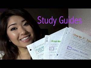 How To Make The Best Study Guide  U2605
