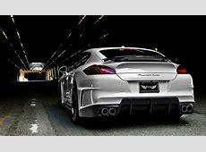 Body Kit VPT en Fibra de Carbono Vorsteiner para Porsche