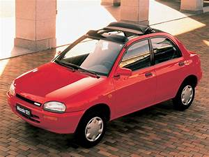 Mazda 121   Revue  Mk 2  Specs  U0026 Photos