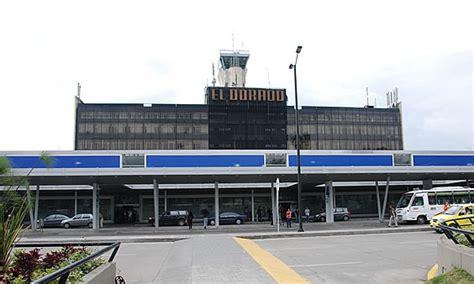bogota airport airlines