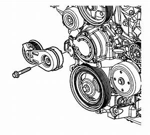 How Do I Install A Serpentine Belt On A 2007 Chevy Impala