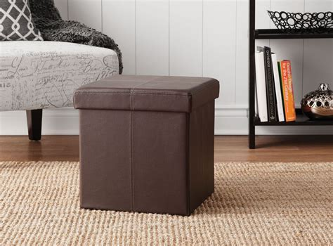 Where To Buy Ottomans by How To Buy Collapsible Storage Ottoman Home Decor