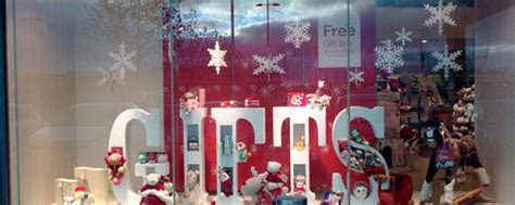 polystyrene snowflakes christmas display manufactured