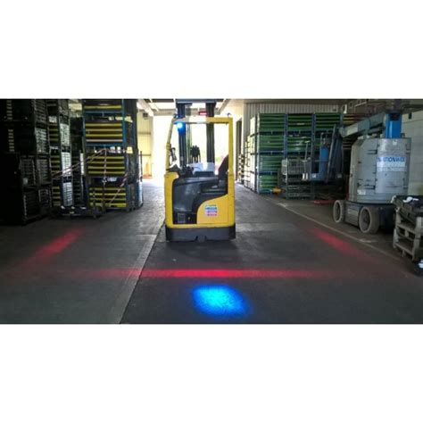 red zone safety light led red zone danger area warning light changzhou toptree