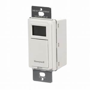 Honeywell Programmable Light Switch User Manual