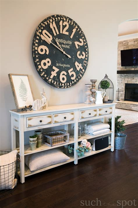 console table  spring    spot