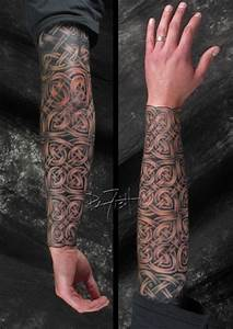 Celtic Style Tattoos and their Universal Meaning – Tattoo ...