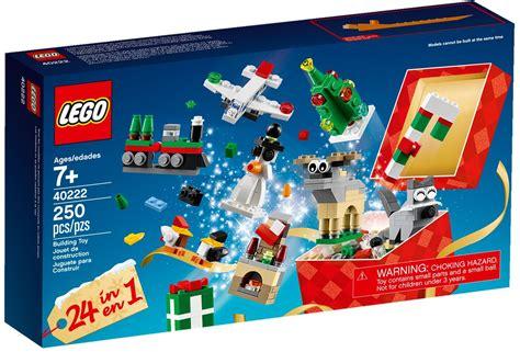 lego set christmas calendar    mini sets