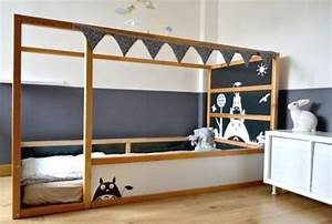 Ikea Kinderzimmer Bett : 159 besten ikea hack kura bett bilder auf pinterest ~ Michelbontemps.com Haus und Dekorationen