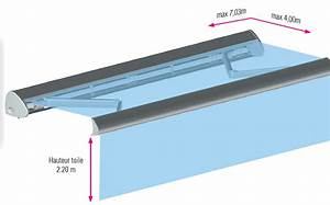 Store Banne Avec Lambrequin : store coffre avec lambrequin enroulable ~ Edinachiropracticcenter.com Idées de Décoration