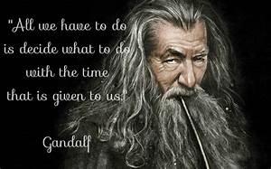 Gandalf Quotes ... Gandalf Wizard Quotes