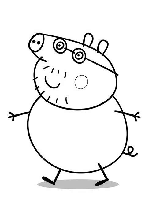 Kleurplaat Peppa Pig Verjaardag by Kleurplaat Peppa Pig Verjaardag Artismonline Nl