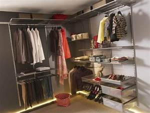 Dressing Leroy Merlin Modulable : les dressings leroy merlin 2015 12 photos ~ Zukunftsfamilie.com Idées de Décoration