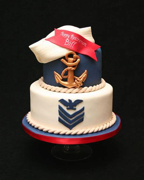 The navy awards 80 decorations on this list. Navy Retirement - CakeCentral.com