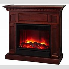 Cheap Electric Fireplace 042010