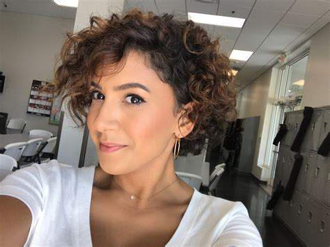 Short Curly Bob/pixie Cut Http
