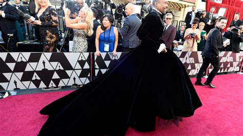Billy Porter Wore Gown The Oscars Triggered