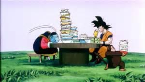 King Kai and Goku