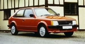 Opel Astra Mk1