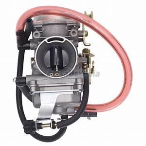 New Carburetor For Kawasaki Klf 300 Klf300 1986