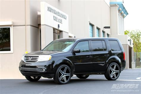 Honda Pilot Custom Wheels Giovanna Dramadio-rl 22x, Et