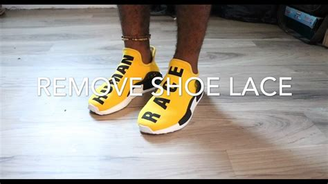 style nmd human race adidas diy youtube