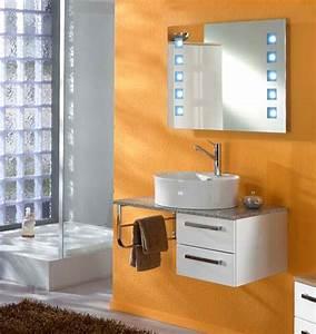 Waschtisch Für Gäste Wc : neu bad waschtisch led spiegel hochglanz waschplatz g ste wc badm bel granit ebay ~ Sanjose-hotels-ca.com Haus und Dekorationen