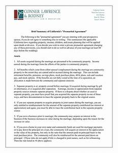 fancy premarital agreement template adornment resume With free prenuptial agreement template canada