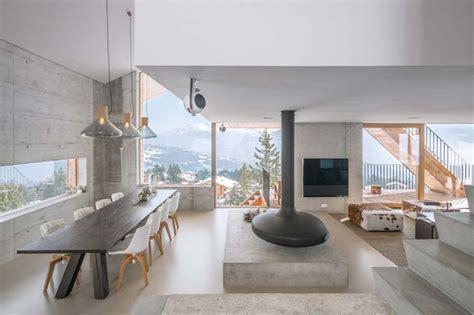 ski cuisine un minimaliste et éclectique design intérieur pour ce