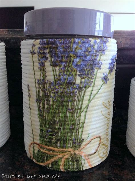 hometalk wrapped rope  glass containers  decoupage