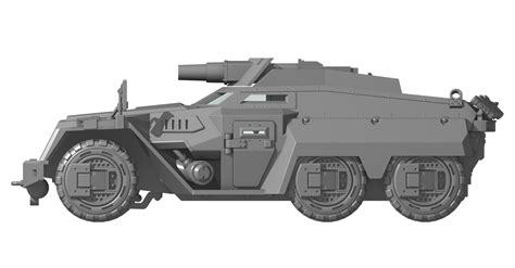 siege apc eisenkern apc gun carriage zeus and loki dreamforge