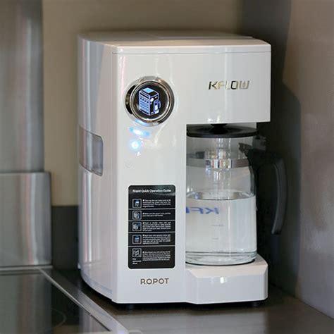 countertop water purifier kflow countertop osmosis water purifier