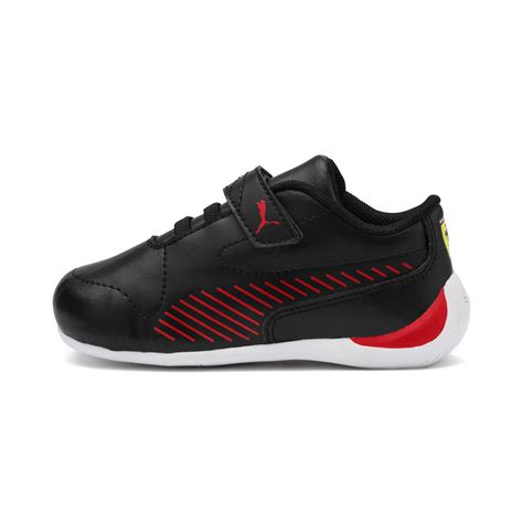 You'll only pay interest if you choose not to complete payment in 3 monthly instalments. Ferrari Drift Cat 7S Ultra Kids' Sneakers | Black - PUMA